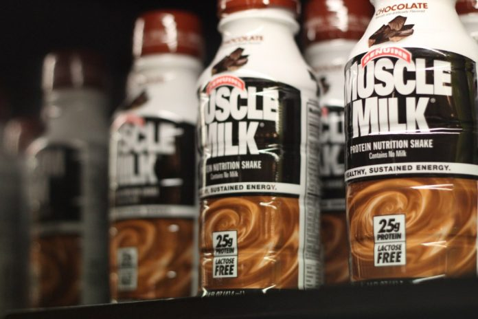 Muscle Milk healthy