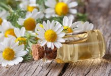 chamomile skin care