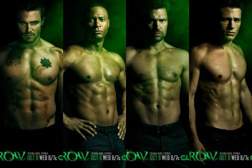 Men of Green Arrow