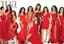 Best latinas on Magazine cover