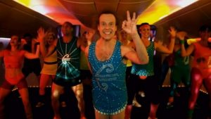 richard simmons acting crazy