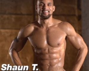 Shaun T's Newest Video